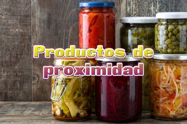 Productos de proximidad